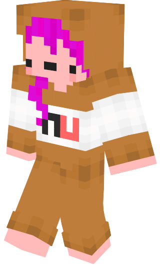 Minecraft Skin Nutella