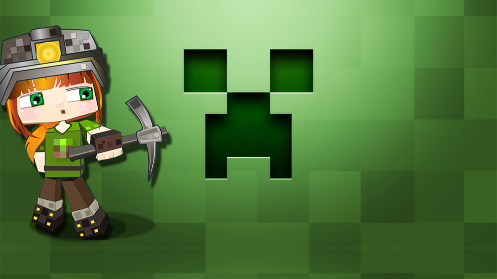 I'm HelloDerpy, watch me play MINECRAFT on YOUTUBE!!!